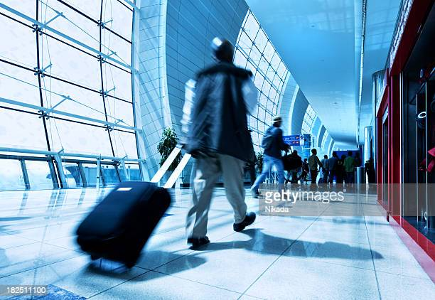 airport - dubai airport stock photos and pictures
