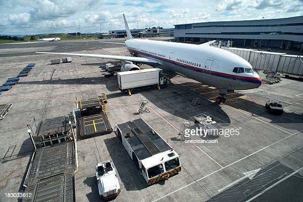 Airport Plane Loading
