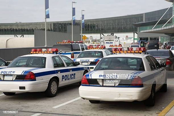 airport police - kennedy airport stock pictures, royalty-free photos & images