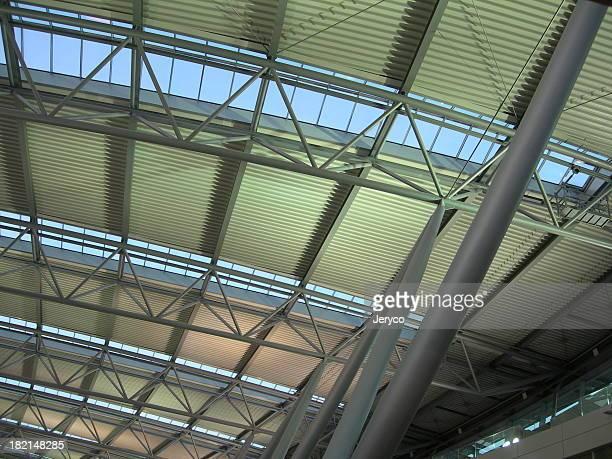 Flughafen Dach 01