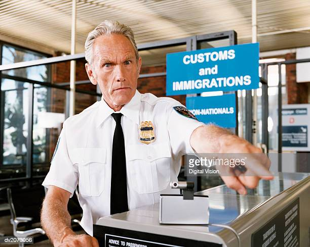 Airport Security Officer