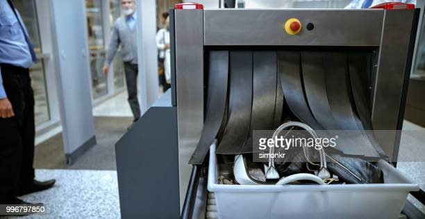 airport security - security stock pictures, royalty-free photos & images