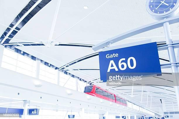 rushing Flughafen-shuttle-service