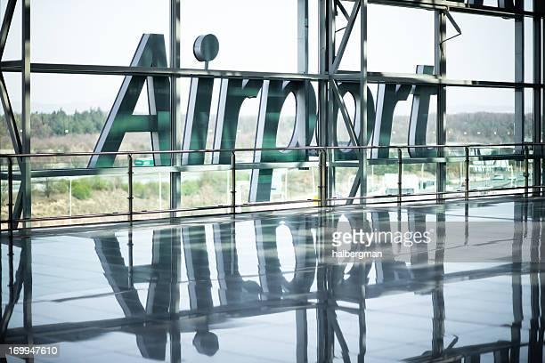 Flughafen, Frankfurt Flughafen