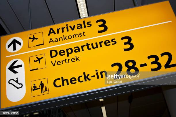 Airport sign # 44