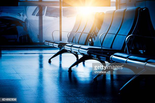Terminal de l'aéroport