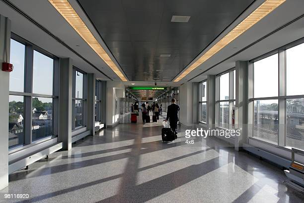 airport terminal. - kennedy airport stock pictures, royalty-free photos & images