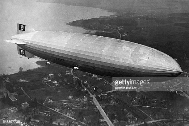 18点のZeppelin Airship Lz 130のストックフォト - Getty Images