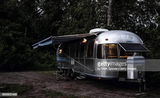 Airstream Glamping