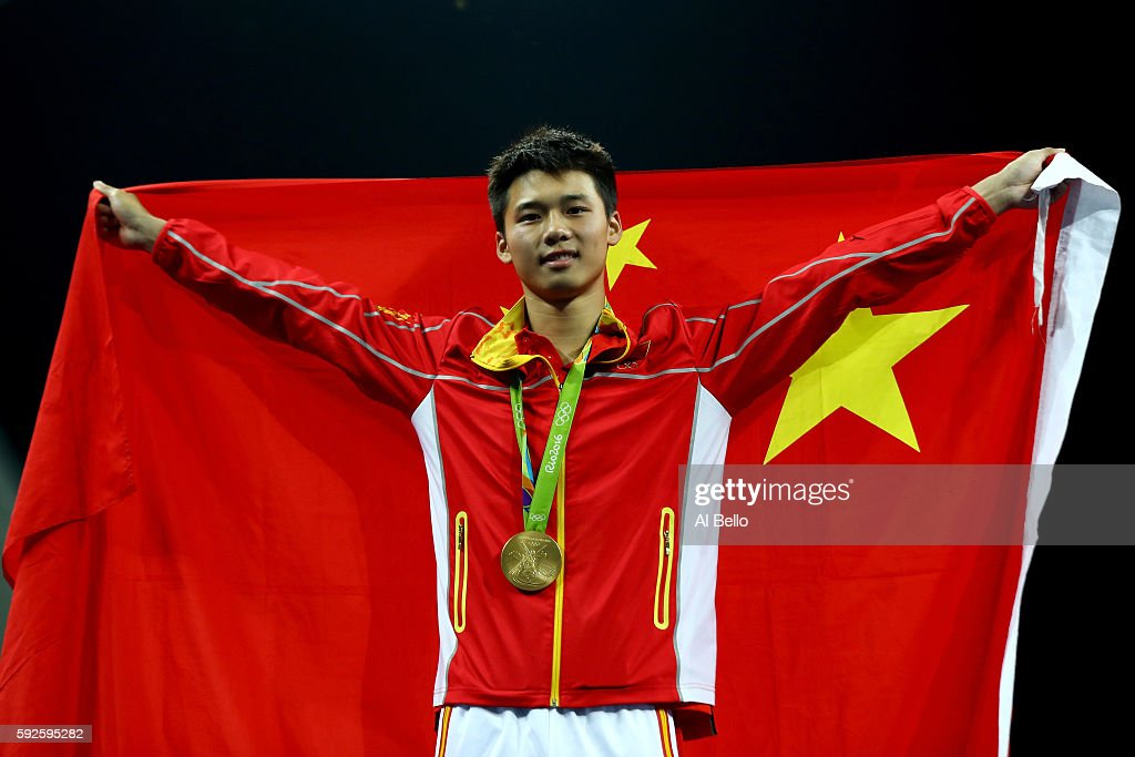Diving - Olympics: Day 15 : News Photo