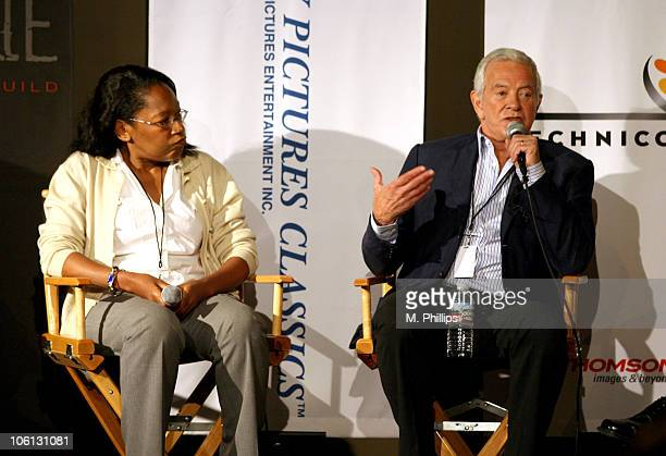 Aisha Coley Casting Director Akeelah and the Bee and Mark Damon Foresight Unlimited