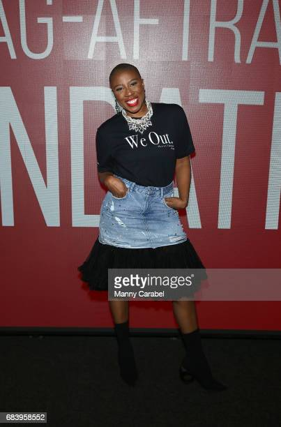 Aisha Hinds attends SAGAFTA Foundation Coversations with Aisha Hinds Alano Miller Amirah Vann and DeWanda Wise of 'Underground' at SAGAFTRA...