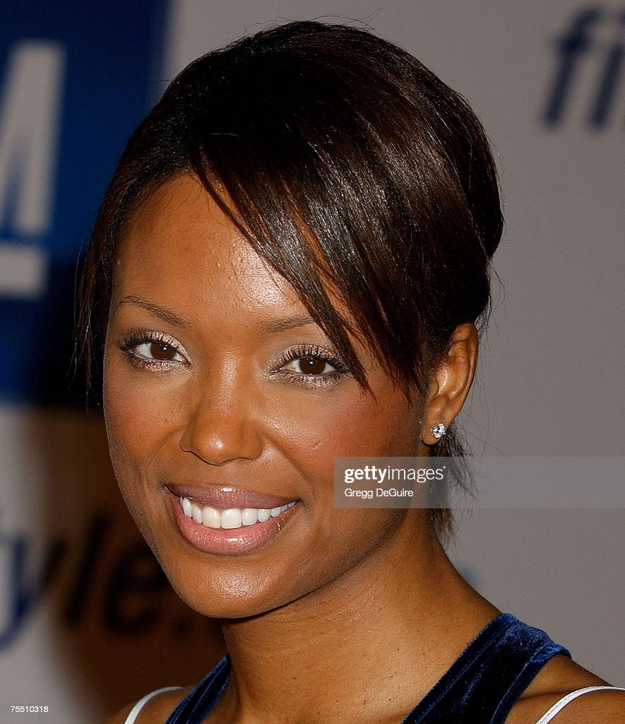 Aisha Tyler at the Pavilion in Hollywood in Hollywood, California