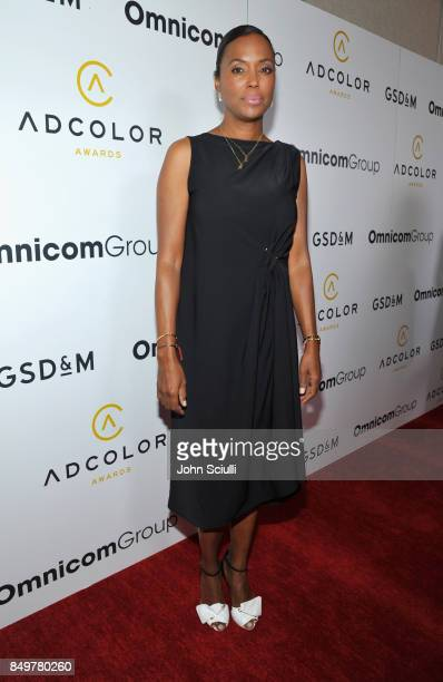 Aisha Tyler attends the 11th Annual ADCOLOR Awards at Loews Hollywood Hotel on September 19 2017 in Hollywood California