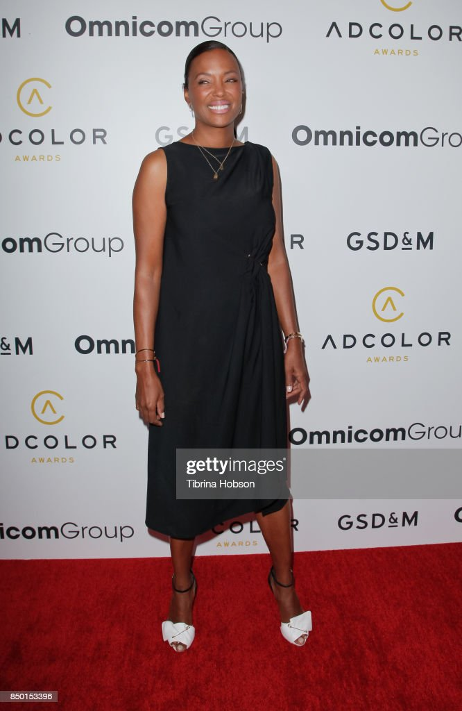Aisha Tyler attends the 11th annual ADCOLOR Awards at Loews Hollywood Hotel on September 19, 2017 in Hollywood, California.
