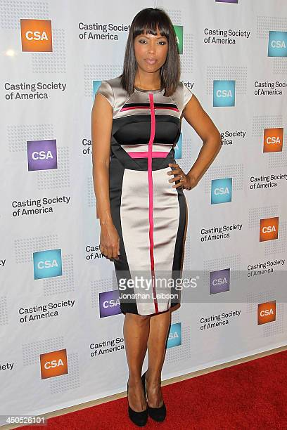 Aisha Tyler attends the 2013 Casting Society Of America's Artios Awardsat The Beverly Hilton Hotel on November 18 2013 in Beverly Hills California