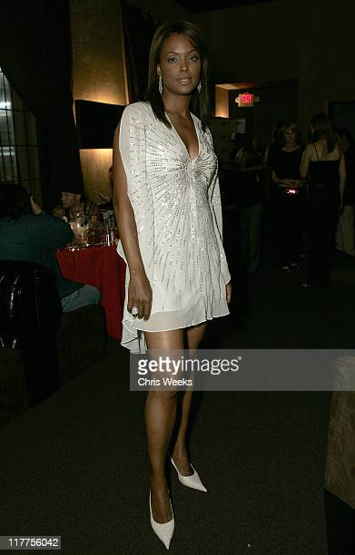 Aisha Tyler during 2005 Stuff Style Awards Inside at Hollywood Roosevelt Hotel in Los Angeles California United States