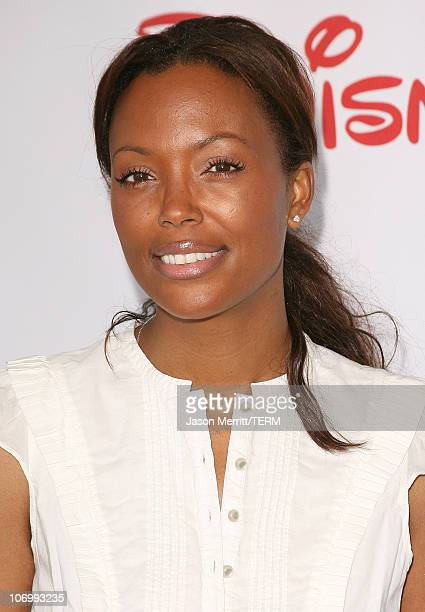 Aisha Tyler during 'A Time for Heroes' Carnival Hosted By Disney Arrivals at Wadsworth Theater in Westwood California United States