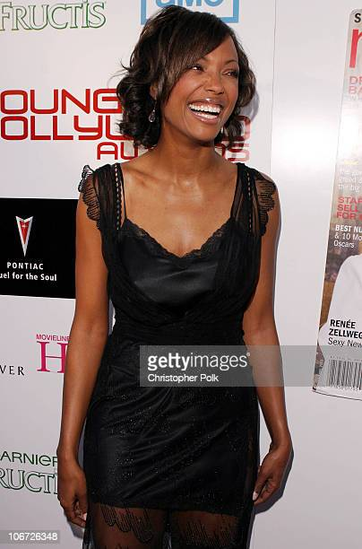 Aisha Tyler during AMC Movieline's Hollywood Life Magazine's Young Hollywood Awards Arrivals by Chris Polk at El Rey Theatre in Los Angeles...