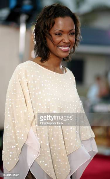 Aisha Tyler during 'Bad Boys II' World Premiere at Mann Village in Westwood California United States