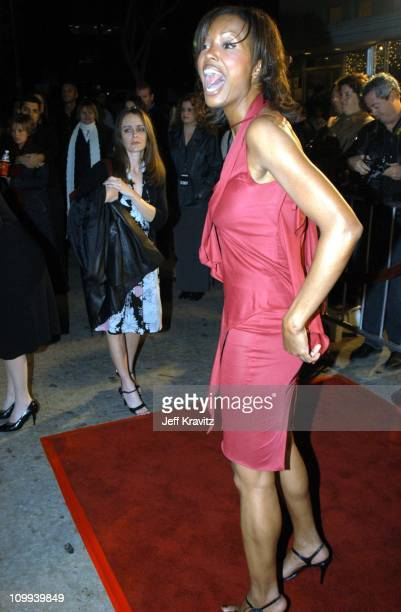 Aisha Tyler during Confessions of a Dangerous Mind Premiere at Mann Bruin Theatre in Westwood California United States