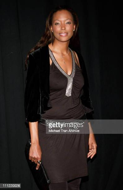 Aisha Tyler during Craig Ferguson's Between the Bridge and the River Book Launch Party at The Tropicana Bar in Hollywood at The Tropicana Bar at the...