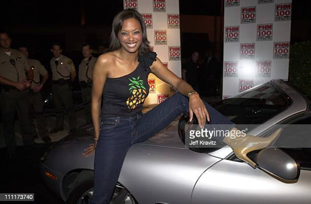 Aisha Tyler during For Him Magazine Salutes the 100 Sexiest Women in the World at La Boheme in West Hollywood California United States
