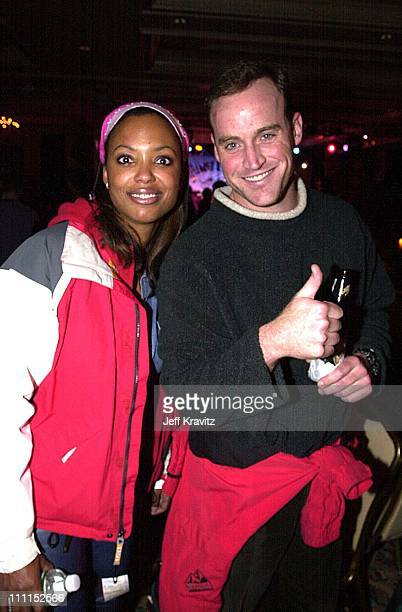 Aisha Tyler during HBO US Comedy Arts Festival in Aspen Colorado United States