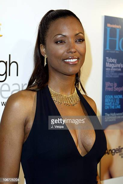 Aisha Tyler during Movieline's Hollywood Life's 3rd Annual Breakthrough of the Year Awards Arrivals at The Highlands in Hollywood California United...