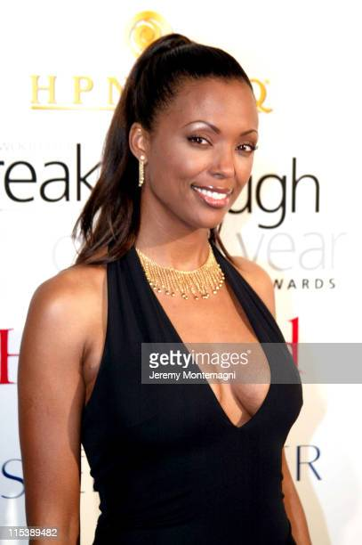 Aisha Tyler during Movieline's Hollywood Life's 3rd Annual 'Breakthrough of the Year' Award at The Highlands Club in Los Angeles California United...