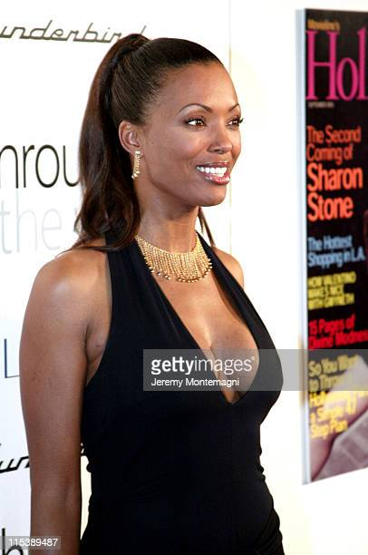 Aisha Tyler during Movieline's Hollywood Life's 3rd Annual Breakthrough of the Year Award at The Highlands Club in Los Angeles California United...