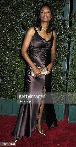 Aisha Tyler during The 56th Annual Primetime Emmy Awards TV Guide After Party at TV Guide Central in West Hollywood California United States