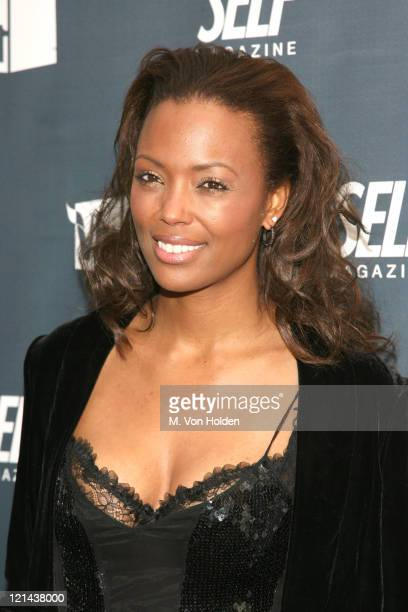 Aisha Tyler during The Self Magazine and VH1's Fifth Annual Most Wanted Bodies at Stereo in New York New York United States