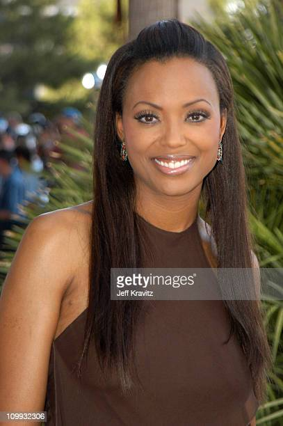 Aisha Tyler during VH1 Divas Duets: A Concert to Benefit the VH1 Save the Music Foundation - Arrivals at MGM Grand in Las Vegas, CA, United States.