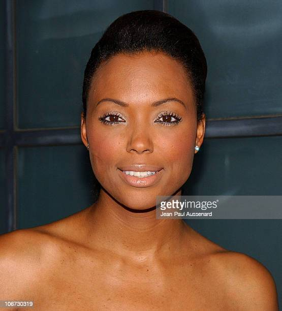 Aisha Tyler during VLIFE and Hermes Host the 1st Annual Oscar Contenders Party in Partnership with Aston Martin and Absolut at Hermes Boutique in...