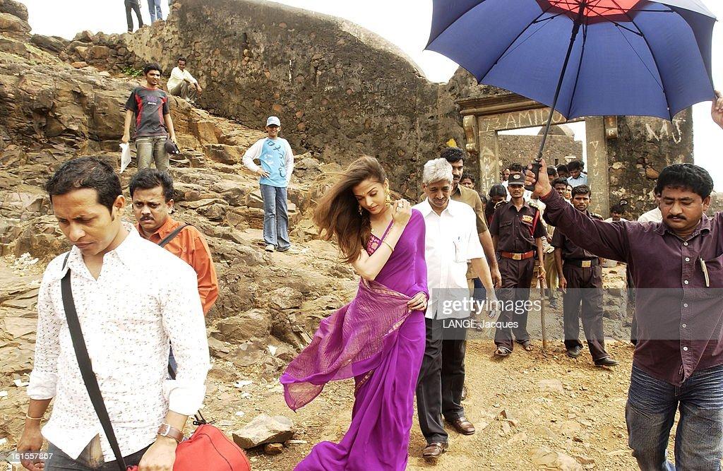 Aishwarya Rai Aischwarya RAI actrice indienne égérie de l`Oréal