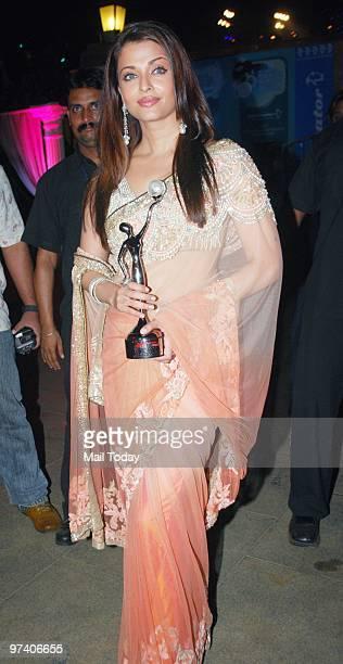Aishwarya Rai at the GR8 Women Achievers Awards in Mumbai on February 26 2010