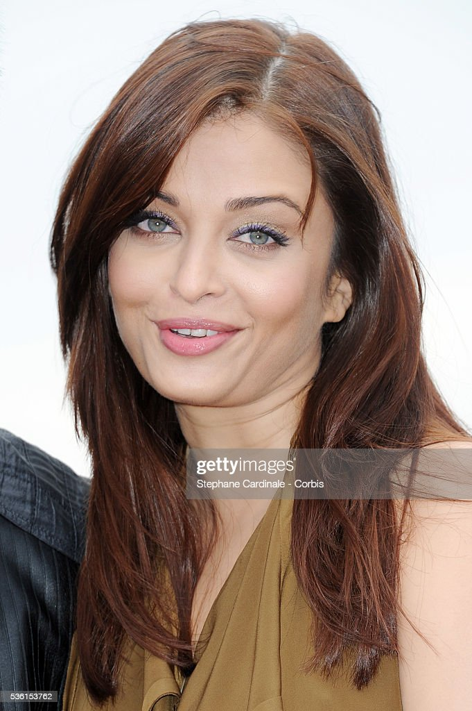 Aishwarya Rai at the photo call at the Majestic Beach Pier during the 64th Cannes International Film Festival