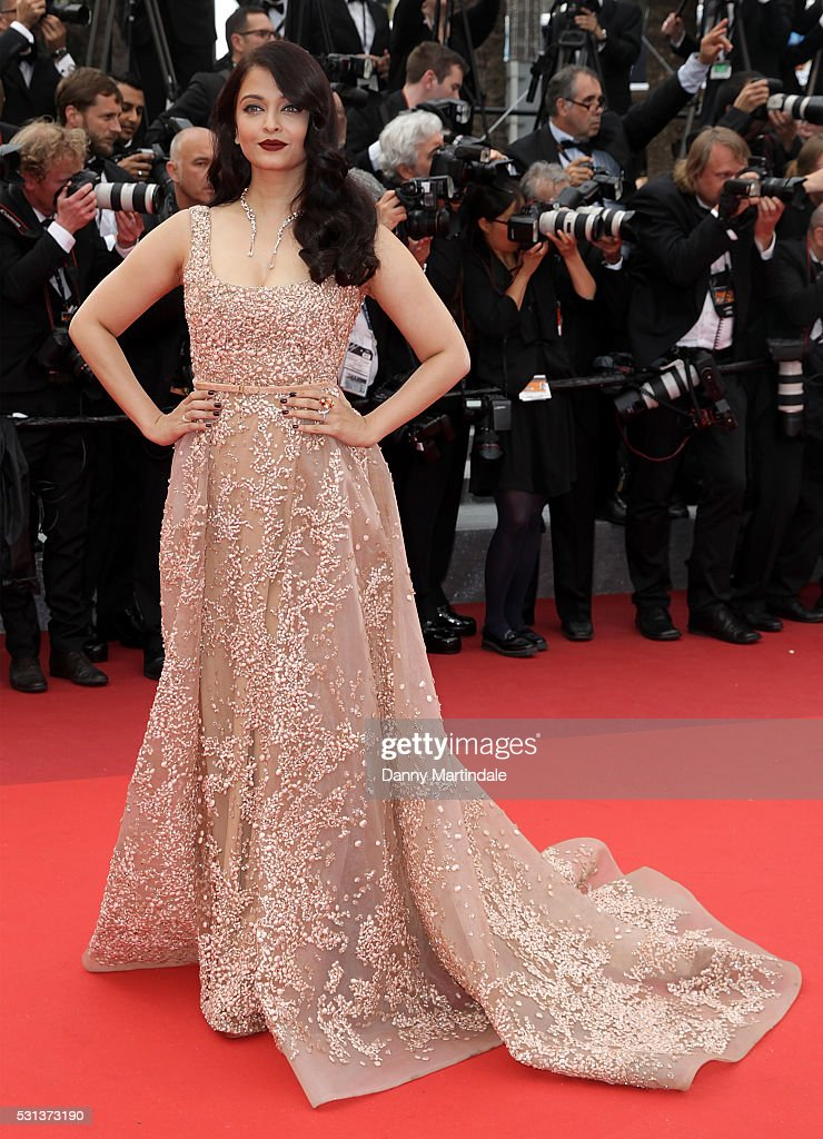 """The BFG"" - Red Carpet Arrivals - The 69th Annual Cannes Film Festival : News Photo"