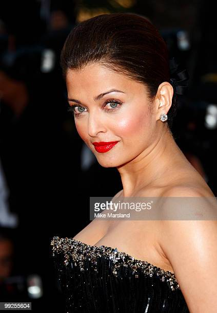 Aishwarya Rai attends the Premiere of 'On Tour' at the Palais des Festivals during the 63rd Annual International Cannes Film Festival on May 13 2010...