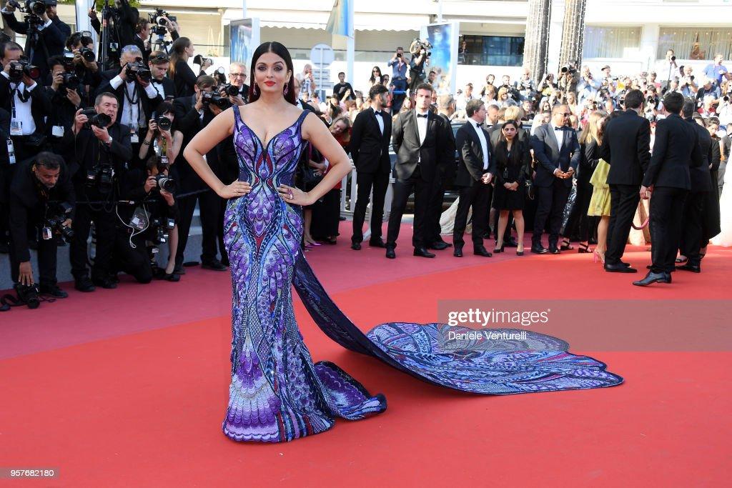 """Girls Of The Sun (Les Filles Du Soleil)"" Red Carpet Arrivals - The 71st Annual Cannes Film Festival : ニュース写真"
