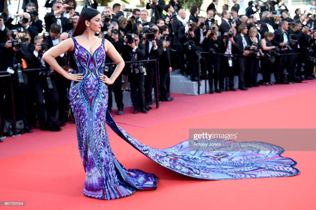 """Girls Of The Sun (Les Filles Du Soleil)"" Red Carpet Arrivals - The 71st Annual Cannes Film Festival : News Photo"