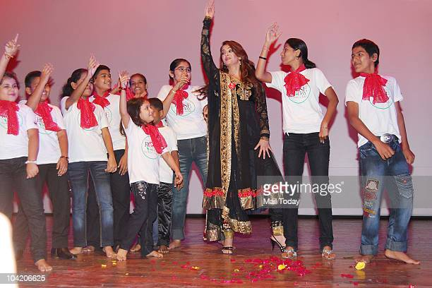 Aishwarya Rai Bachan at an even in Mumbai on September 16 2010