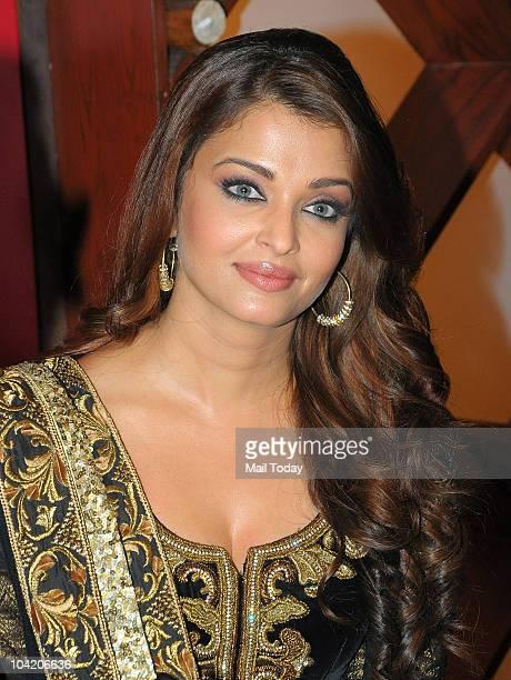 Aishwarya Rai Bachchan at an event in Mumbai on September 16 2010