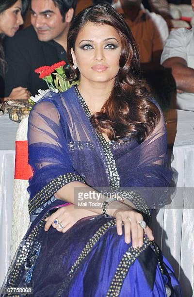 Aishwarya Rai Bachchan at BIG STAR Entertainment Awards '10' at Bhavan's Ground Andheri on December 21 2010
