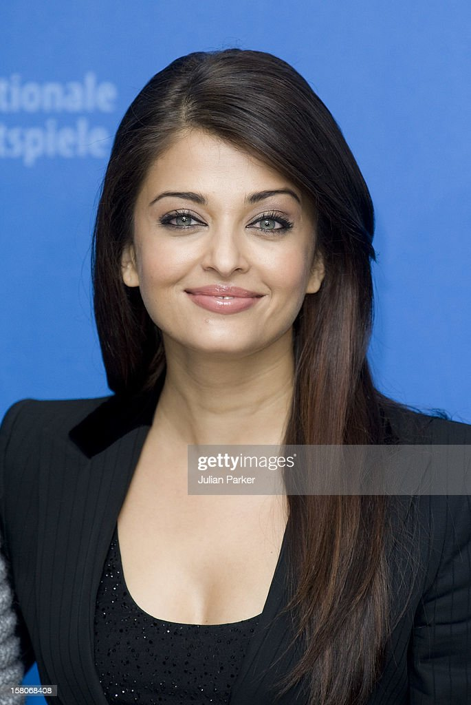 Aishwarya Rai Bachchan Attends A Photocall And Press Conference For The Film ` The Pink Panther 2 ` As Part Of The 59Th Berlin Film Festival In...