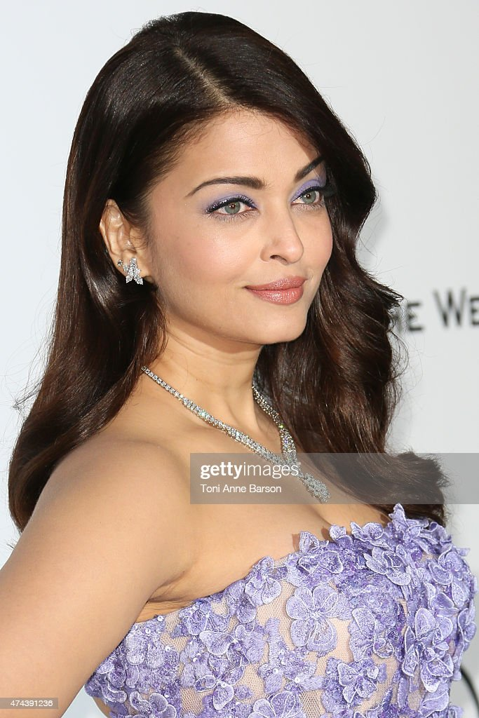 Aishwarya Rai Bachchan attends amfAR's 22nd Cinema Against AIDS Gala Presented By Bold Films And Harry Winston at Hotel du CapEdenRoc on May 21 20
