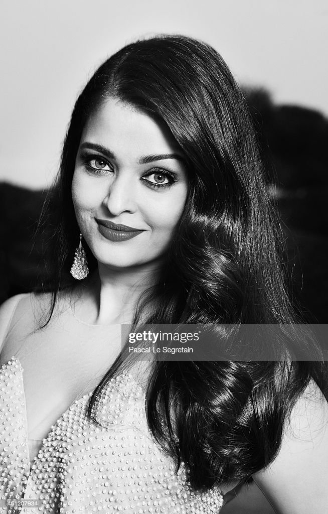 Aishwarya Rai Bachchan is photographed at AmfAR's 21st Cinema Against AIDS Gala on May 22 2014 in Cap d'Antibes France