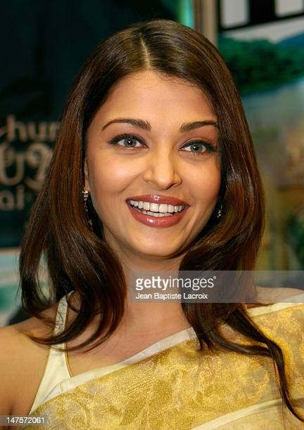 Aishwarya Rai during 2004 Cannes Film Festival Various Celebrities in Cannes France