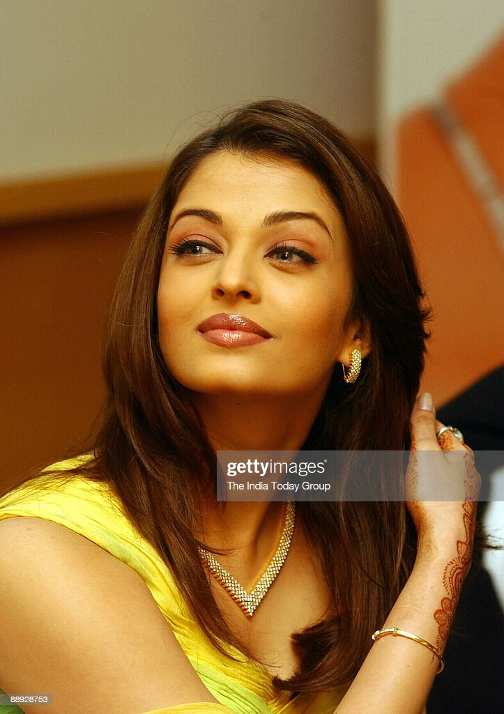 Aishwarya Rai, Miss World 1994 from India and actress in ...
